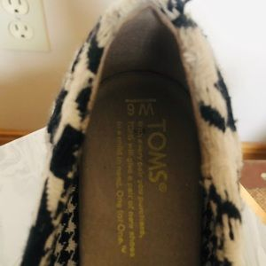 Toms Shoes - Toms Peep Toe Wedge